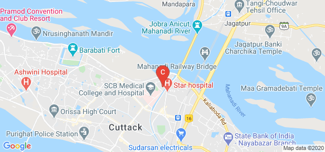 IMIT, SCB Medical Post Office, Canal Road, Professors Colony, Cuttack, Odisha, India