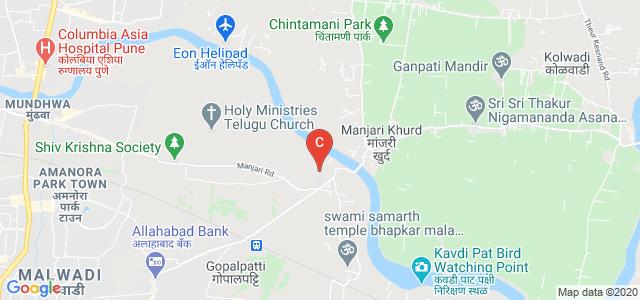Pune District Education Association's College of Engineering, Hadapsar Rd, Manjari Budruk, Pune, Maharashtra, India