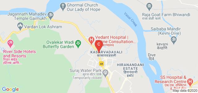 A. P. Shah Institute of Technology, Ghodbunder Road, Bhawani Nagar, Kasarvadavali, Thane West, Thane, Maharashtra, India