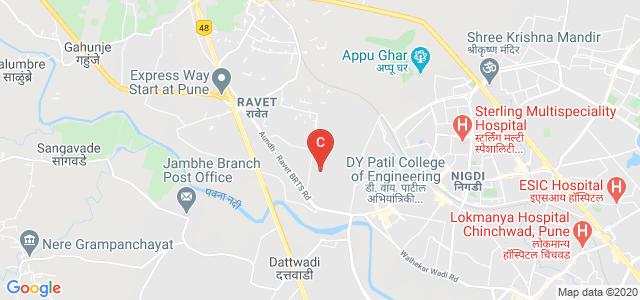 Pimpri Chinchwad College Of Engineering and Research, Ravet, Pune, Maharashtra, India