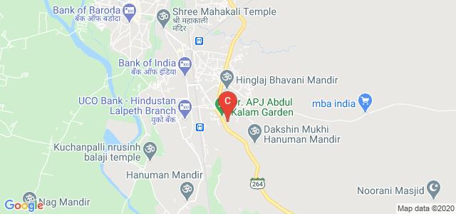 Government College of Engineering, Chandrapur, Ballarshah Road, Babupeth, Chandrapur, Maharashtra, India