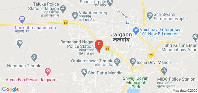 Government College of Engineering Jalgaon Playground, Ramanand Nagar, Jalgaon, Maharashtra, India