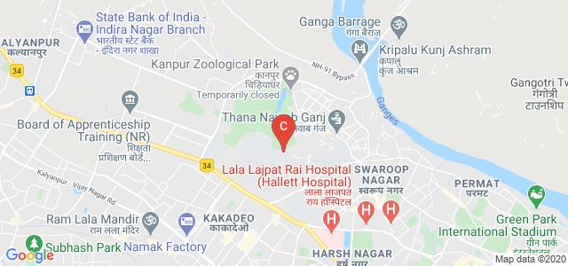 HARCOURT BUTLER TECHNOLOGICAL INSTITUTE, HBIT East Campus, Nawabganj, Kanpur, Uttar Pradesh, India