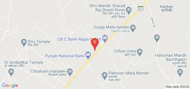 Ram Singh College of Engineering & Technology, Tundla, Firozabad, Uttar Pradesh, India