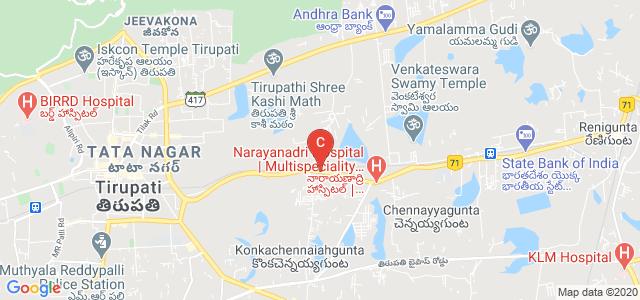 Indian Institute Of Technology Tirupati, Tirupati, Andhra Pradesh, India