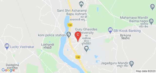 Government Engineering College, Bilaspur, Koni, Bilaspur, Chhattisgarh, India