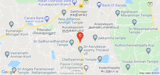 Gnanamani College of Technology, Namakkal, Tamil Nadu, India