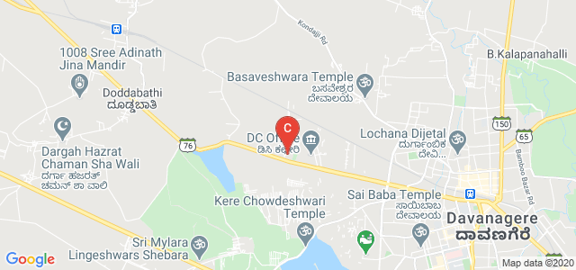 GM Institute of Technology, 4th Main Rd, Karur Industrial Area, Davangere, Karnataka, India