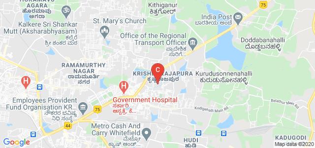 Cambridge Institute of Technology, Jai Bhuvaneshwari Layout Road, SR Layout, Chikkabasavanapura, Krishnarajapura, Bangalore, Karnataka, India