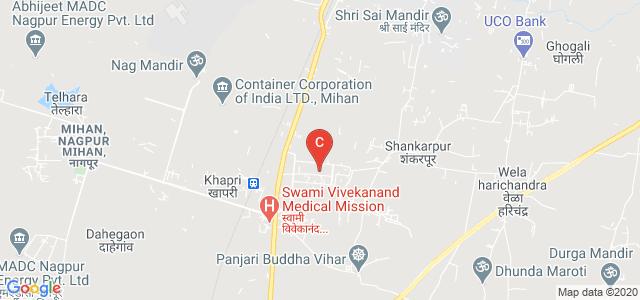 Government College of Engineering, Nagpur, Nagpur, Maharashtra, India