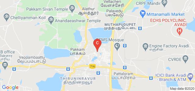 Jaya Sakthi Engineering College, Chennai, Tamil Nadu, India