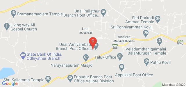 Sri Krishna College Of Engineering, Unai, Tamil Nadu, India