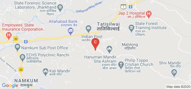 Sarala Birla University, Purulia Rd, Ranchi, Jharkhand, India