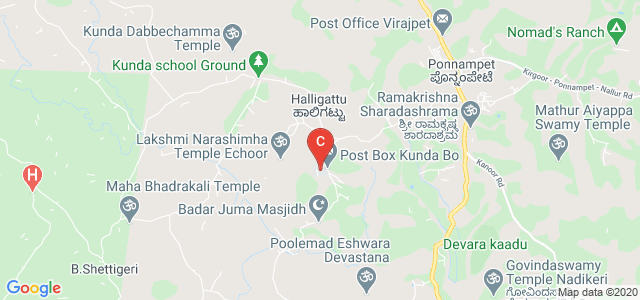 Coorg Institute of Technology, Kodagu, Karnataka, India
