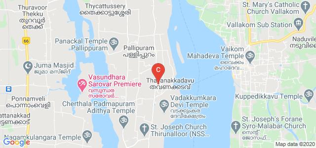 College of Engineering Cherthala, Cherthala - Arookutty Road, Thavanakadavu, Cherthala, Kerala, India
