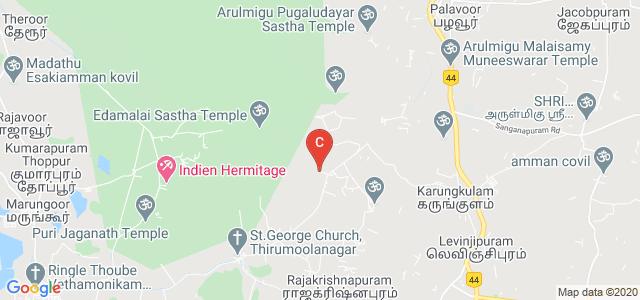 Cape Institute Of Technology, Levinjipuram, Tirunelveli, Tamil Nadu, India