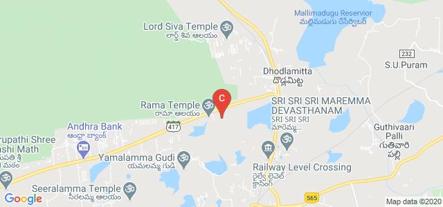 Annamacharya Institute of Technology & Sciences::TIRUPATI, Karakambadi Road, Near Hotel Annamayya, Venkatapuram, Tirupati, Andhra Pradesh, India