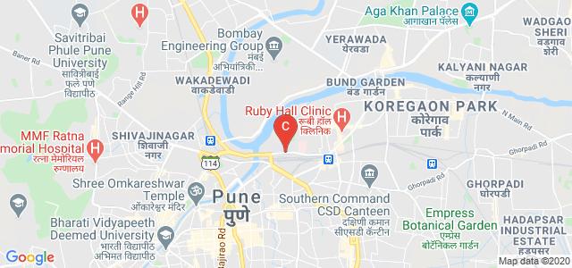 AISSMS College, Railway Officers Colony, Sangamvadi, Pune, Maharashtra, India