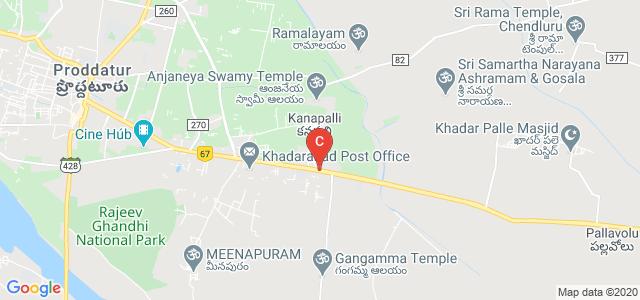 Sai Rajeswari institute of technology, Mydukur - Proddatur Road, Lingapuram, Andhra Pradesh, India