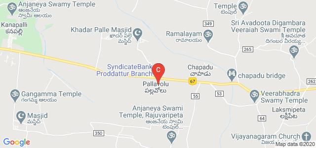 Chaitanya Bharathi Institute of Technology, Proddatur, Andhra Pradesh, India