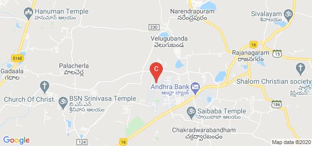Giet College Of Engineering, knowledge city, Rajahmundry, Andhra Pradesh, India