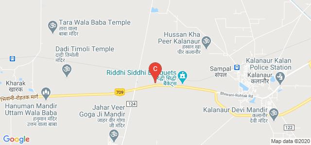 Maa Saraswati Institute Of Engineering And Technology, Kalanaur, Haryana, India
