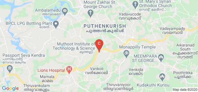 Muthoot Institute of Technology & Science, Kochi-Madurai-Tondi Point Road, Puthenkurish, Varikoli, Kerala, India