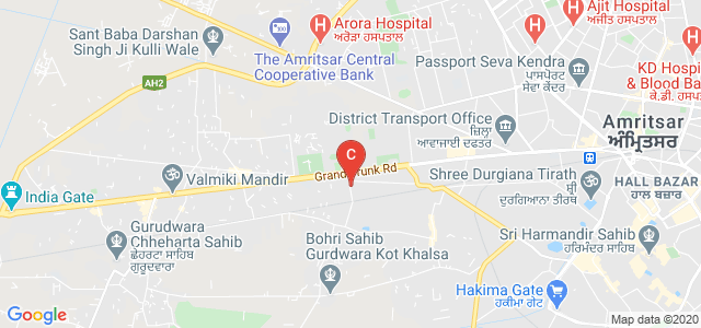 Radical Technical Institute, Guru Arjun Nagar, Kot Khalsa, Amritsar, Punjab, India