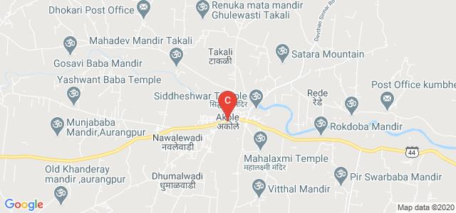 ATES Technical Campus, K G Road, Amrut Nagar, Akole, Maharashtra, India