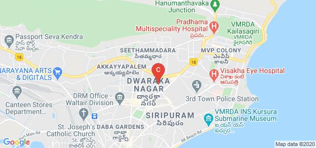 DR. LANKAPALLI BULLAYYA COLLEGE OF ENGINEERING FOR WOMEN, Rama Talkies Road, Old TB Hospital Area, Resapuvanipalem, Dwaraka Nagar, Visakhapatnam, Andhra Pradesh, India