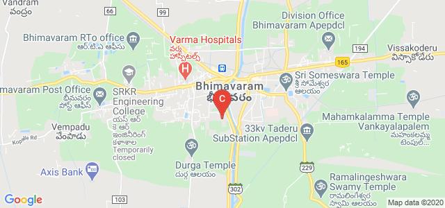 DNR College of Engineering & Technology, DNR University Campus, Sri Rama Puram, Balusumoodi, Bhimavaram, Andhra Pradesh, India