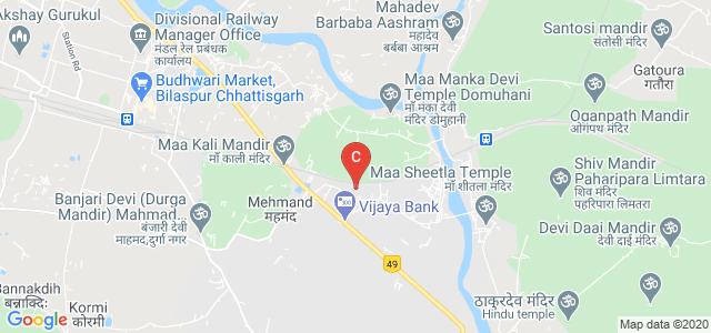 Chouksey Engineering College, Masturi - Jairamnagar Road, Lal Khadan, Bilaspur, Chhattisgarh, India