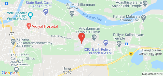 Chettinad College of Engineering & Technology, Karur, Tamil Nadu, India