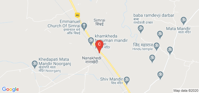 Bansal College Of Engineering, NH 12, Nanakhedi, Madhya Pradesh, India