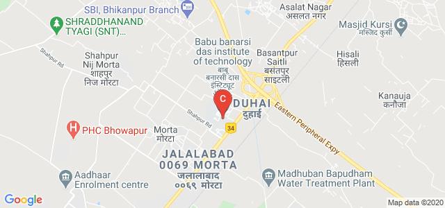 Babu banarsi das institute of technology, Delhi - Meerut Expy, Near, Duhai, Ghaziabad, Uttar Pradesh, India
