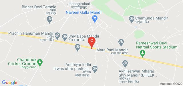Babu Banarsi Das Institute of Engineering Technology Research Centre, Bulandshahr, Uttar Pradesh, India