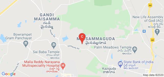Mallareddy Institute Of Technology, Maisammaguda, Dulapally, Secunderabad, Telangana, India