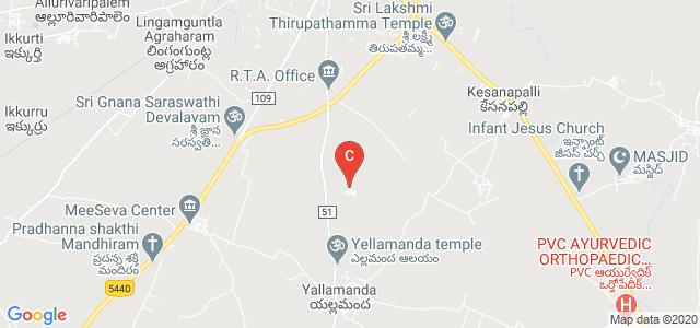 Narsaraopet Institute Of Technology, Andhra Pradesh, India