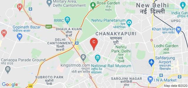 Maitreyi College University Of Delhi, Bapu dham, Chanakyapuri, New Delhi, Delhi, India