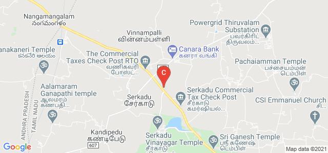 Thiruvalluvar University, Serkadu, Tamil Nadu, India