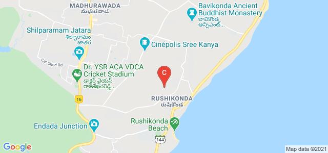 GITAM, Gandhi Nagar, Rushikonda, Visakhapatnam, Andhra Pradesh, India