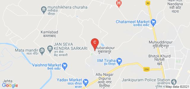 Indian Institute of Management Lucknow, IIM Road, Prabandh Nagar, Mubarakpur, Lucknow, Uttar Pradesh, India