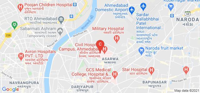 B.J. Medical College, Haripura, Asarwa, Ahmedabad, Gujarat, India