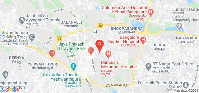 M.S. Ramaiah Medical College, M S Ramaiah Nagar, Mathikere, Bangalore, Karnataka, India