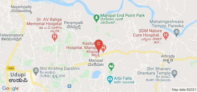 Kasturba Medical College, Manipal, Tiger Circle Road, Madhav Nagar, Manipal, Karnataka, India