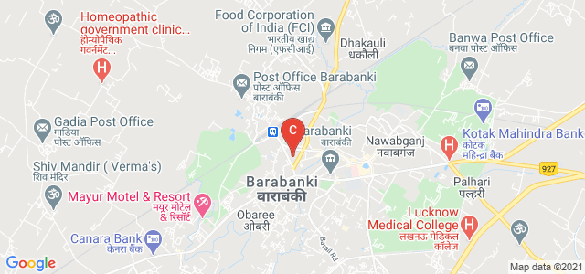 Civil Lines, Barabanki, Uttar Pradesh 225001, India