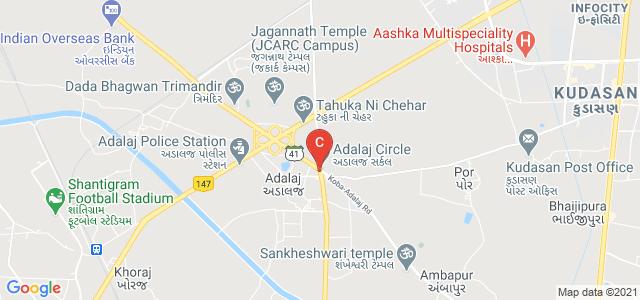 Adani Institute Of Infrastructure Management, Shantigram, Ahmedabad, Gujarat, India