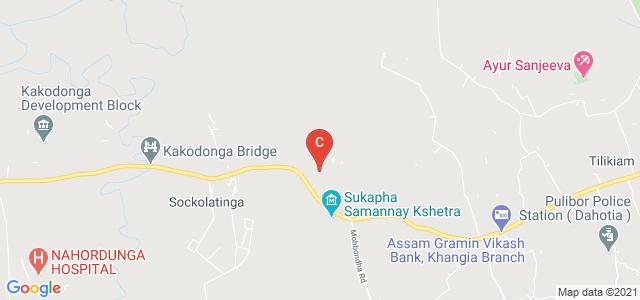 The Assam Kaziranga University, NH-37, Koraikhowa, Jorhat, Assam, India