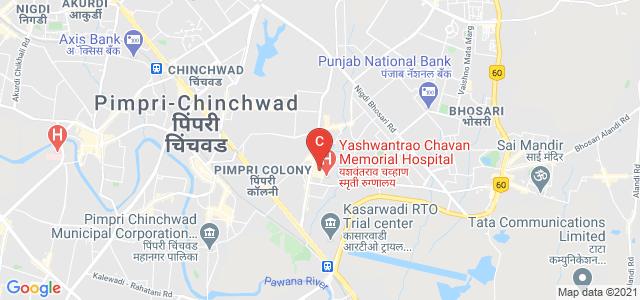 Dr. D. Y. Patil Medical College, Hospital & Research Centre, Sant Tukaram Nagar, Pimpri Colony, Pune, Maharashtra, India