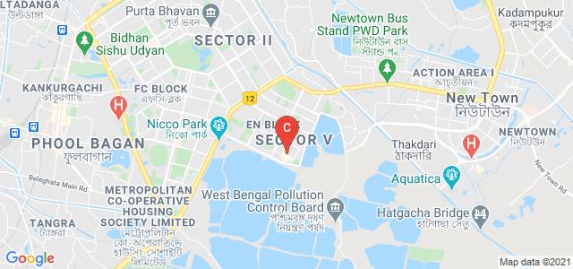 Infinity BenchMark, GP Block, Sector V, Bidhannagar, Kolkata, West Bengal, India